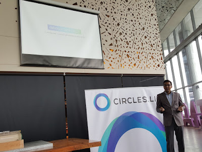 Ansar speaks about the Circles.Life business model.