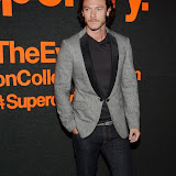 WWW.ENTSIMAGES.COM -   Luke Evans  at   The Superdry AW14 event, London Collections: Men at The Old Sorting Office, 21-23 New Oxford Street Jan 7th 2014                                                     Photo Mobis Photos/OIC 0203 174 1069