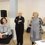 Spotkanie medyczne z Dr. Elizabeth Mikrut przy kawie i pączkach. Zdjęcia B. Kołodyński - SDC13532.JPG
