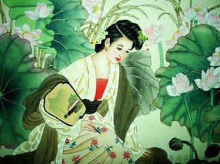 xi shi belleza china