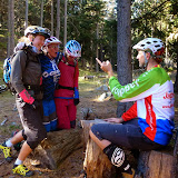 Bike -Ladykracher Woche ( bikehotels.it trail-biker)