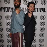 OIC - ENTSIMAGES.COM - James Floyd and Craig Roberts at the Opening of Raindance Film Festival  in London on the 24th August 2015. Photo Mobis Photos/OIC 0203 174 1069