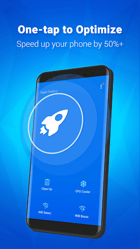 Super Toolbox - Free Boost & Clean, Power Saving screenshot 1