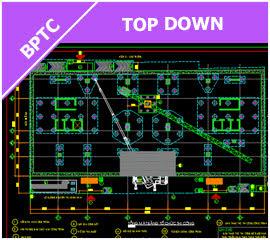 Biện pháp thi công tầng hầm Topdown