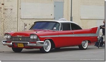 Plymouth Fury Christine
