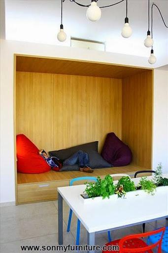 Thiết kế nội thất văn phòng đầy cảm hứng-7