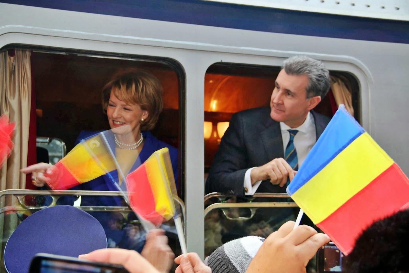 Trenul Regal de Ziua Marii Uniri. Programul detaliat