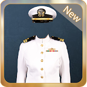 Navy Photo Suit Maker – Navy Suit Changer