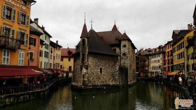 Visitar Annecy Francia 4
