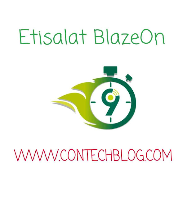 Etisalat Night Plan Cheat With BlazeOn App