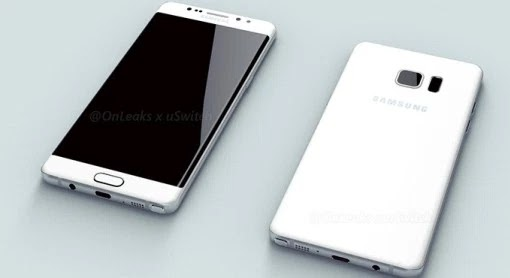 CHECKOUT WHAT THE NEW SAMSUNG GALAXY NOTE 6 RENDERS NOW!