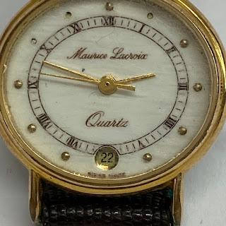 Maurice Lacroix 14K Vintage Watch
