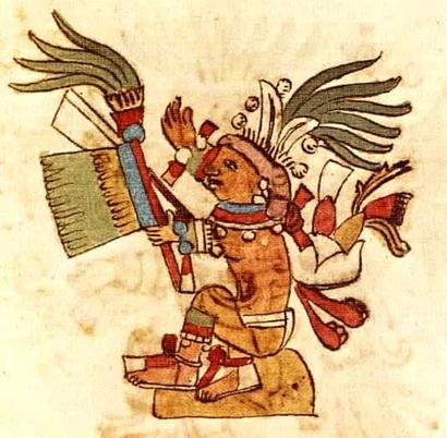Centeotl, Gods And Goddesses 6