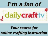 Daily Craft TV Badge