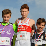 Keighley Schools XC set 2 at Silsden