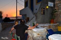 KOUFONISSIA SUNSET - Scholio Bar