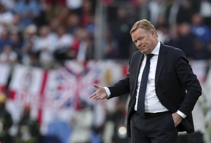 LaLiga: Barcelona Manager, Koeman Banned For Two Matches