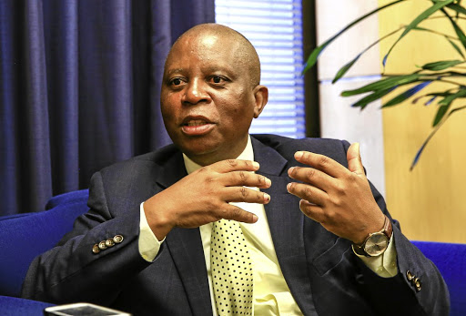 Johannesburg mayor Herman Mashaba. Picture: SUPPLIED