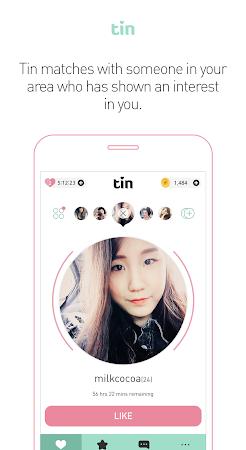 Tin - Chat, Free Dating App 1.0.16 screenshot 1952865