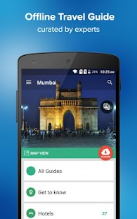 Mumbai Travel Guide & Maps- screenshot thumbnail