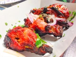 Kathi roll express tandoori wing