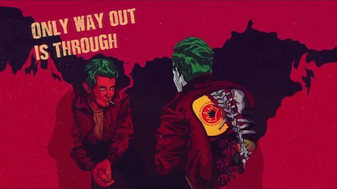 Banglamotorr - Only Way Out Is Through Lyrics ||Songlyric71||