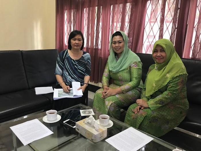 Bahas Langkah Penyelesaian Konflik Rohingya, Yenny Wahid Sambangi Kedubes Myanmar