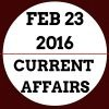 current affairs feb 23