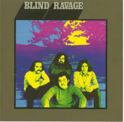 Blind Ravage ~ 1970 ~ Blind Ravage