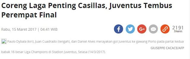 Fakta Tentang Juventus Yang Menjadi Trending Topik Hari Ini 26 Fakta Tentang Juventus Yang Menjadi Trending Topik Hari Ini