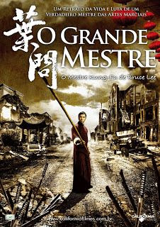 Download - O Grande Mestre - DVDRip AVI Dual Áudio