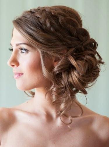 Peinados De Fiesta Pelo Corto Mujer