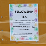 Fellowship Tea 2014