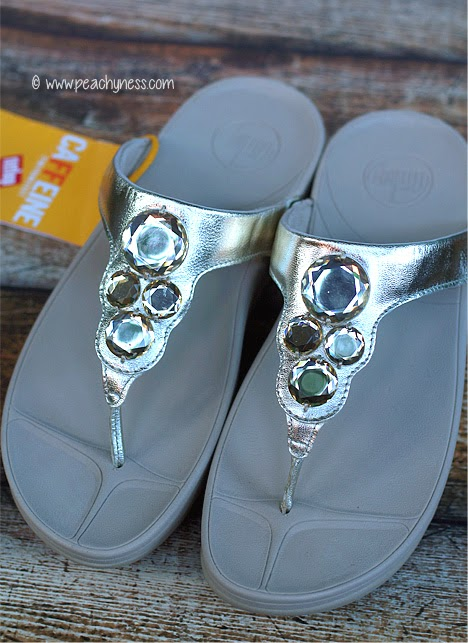 Fitflop Gold
