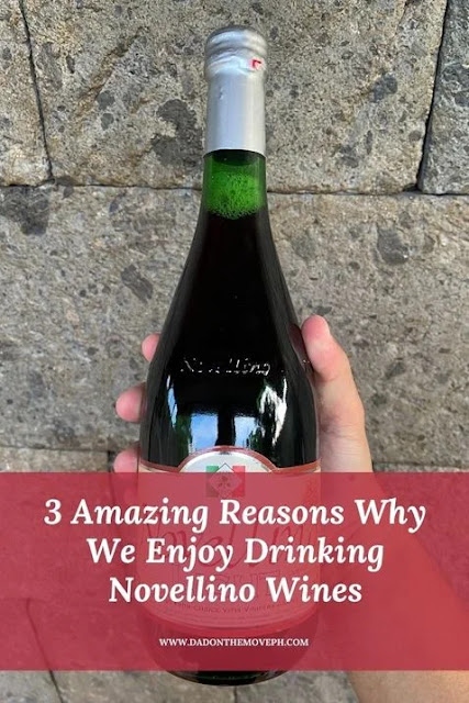 Review of Novellino Wines