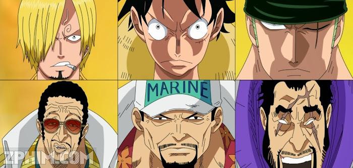 Ảnh trong phim Đảo Hải Tặc - One Piece 14