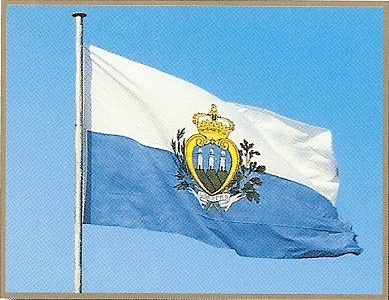 Государственный флаг сан марино