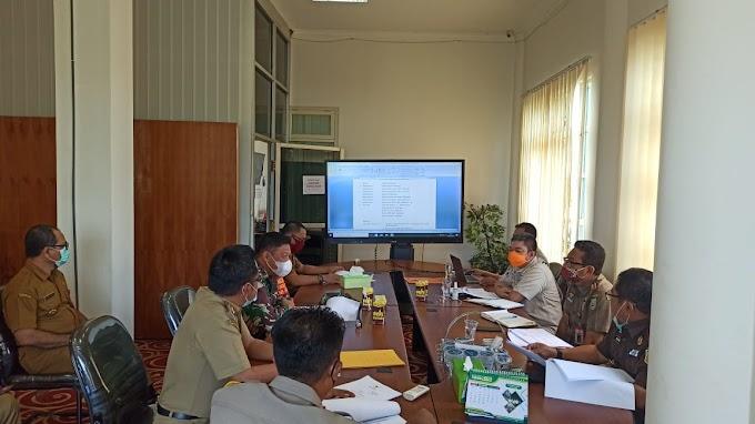 Rapat Koordinasi Pembentukan Satuan Tugas Penanganan Covid 19