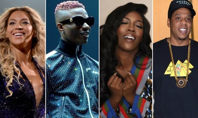 Nigerians React as Beyoncé features Burna Boy, Yemi Alade, Tiwa Savage And Excluded Davido