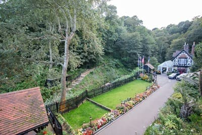 Shanklin Chine Isle of Wight