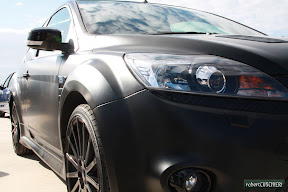 Ford Focus RS500 banner