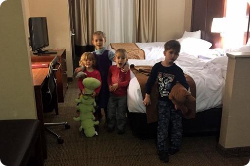 Last Hotel Room!