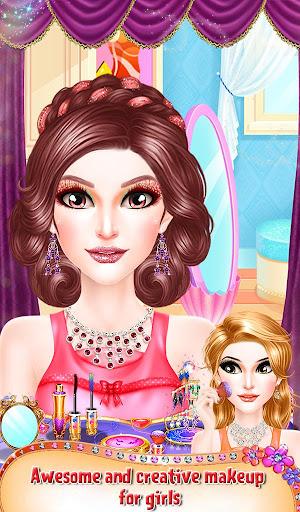 Princess Valentine Hair Style 1.0.2 screenshots 17