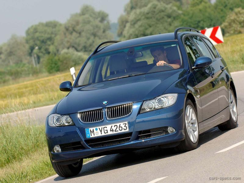 2006 BMW 3 Series Wagon Specifications, Pictures, Prices