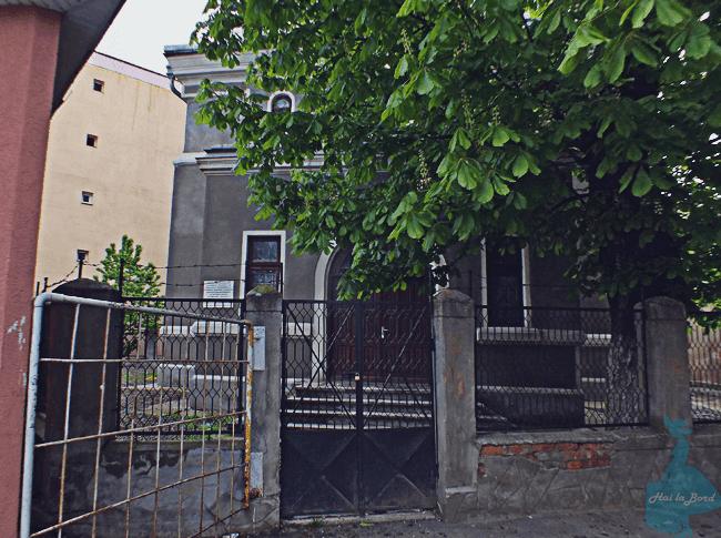 sinagoga roman