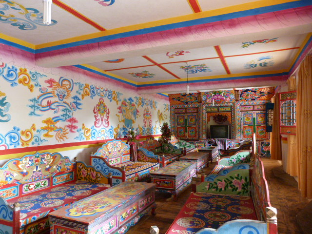 hôtel à JIAJU ZHANGZHAI