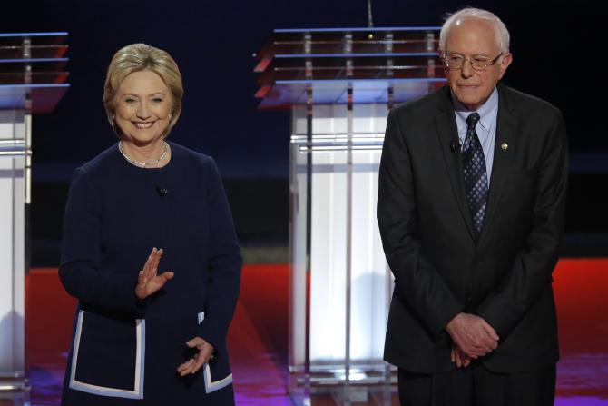 Fox News Democratic town hall replaced Trump-Sanders debate