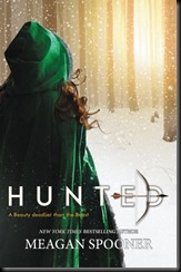 Hunted  (Hunted #1) by Meagan Spooner