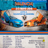 1º Tuning Show - Algemesi (Valencia) 2/3 Mayo 2015