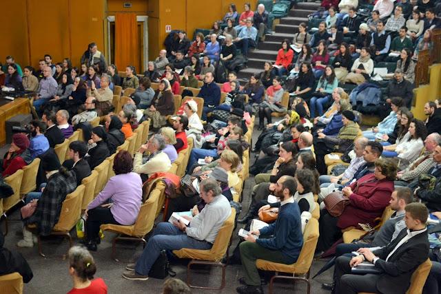 042 Avva Justin Parvu si Sfintii inchisorilor (Teatrul Luceafarul, Iasi, 2014.03.19)
